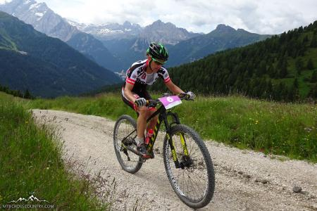 Christina Kollmann at UCI MTB MARATHON WORLD CHAMPIONSHIPS - XCM (2015)