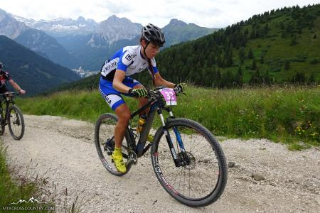 Greete Steinburg at UCI MTB MARATHON WORLD CHAMPIONSHIPS - XCM (2015)