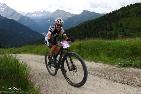 Jeanette Gerrie at UCI MTB MARATHON WORLD CHAMPIONSHIPS - XCM (2015)