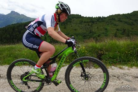 Lee Craigie at UCI MTB MARATHON WORLD CHAMPIONSHIPS - XCM (2015)