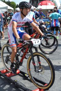 Andrey Fonseca at UCI MTB WORLD CHAMPIONSHIPS - XCO/XCE (2016)