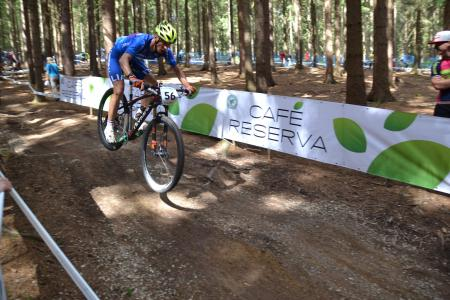 Daniele Braidot at UCI MTB WORLD CHAMPIONSHIPS - XCO/XCE (2016)