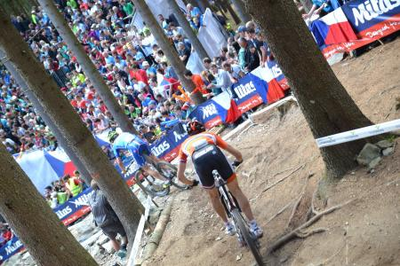 Hans Becking at UCI MTB WORLD CHAMPIONSHIPS - XCO/XCE (2016)