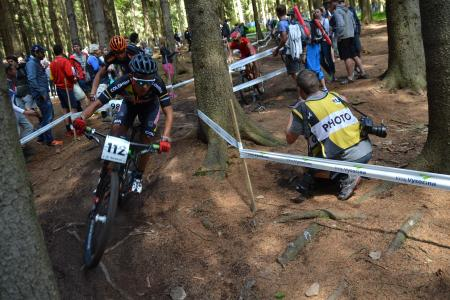 Hilvar Yamid Malaver at UCI MTB WORLD CHAMPIONSHIPS - XCO/XCE (2016)