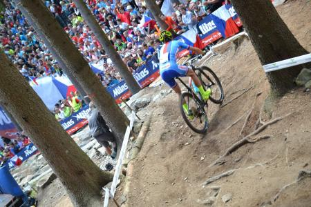 Jan Skarnitzl at UCI MTB WORLD CHAMPIONSHIPS - XCO/XCE (2016)
