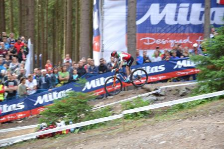 Mathias Flückiger at UCI MTB WORLD CHAMPIONSHIPS - XCO/XCE (2016)