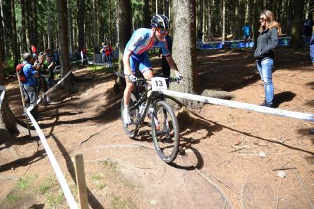 Ondrej Cink at UCI MTB WORLD CHAMPIONSHIPS - XCO/XCE (2016)