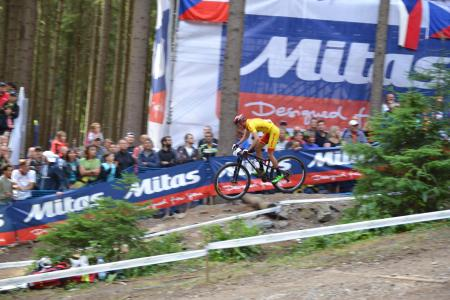 Pablo Rodriguez Guede at UCI MTB WORLD CHAMPIONSHIPS - XCO/XCE (2016)