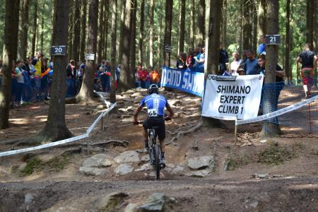 Rotem Ishai at UCI MTB WORLD CHAMPIONSHIPS - XCO/XCE (2016)