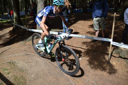 Stéphane Tempier at UCI MTB WORLD CHAMPIONSHIPS - XCO/XCE (2016)
