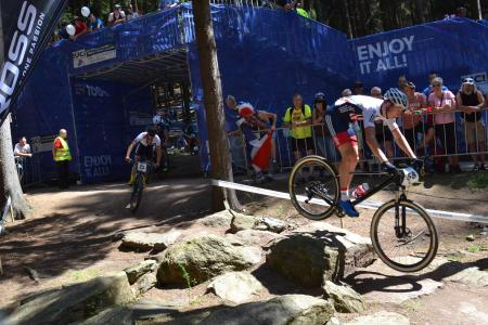 Iain Paton at UCI MTB WORLD CHAMPIONSHIPS - XCO/XCE (2016)
