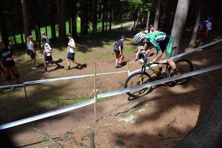 James Curry at UCI MTB WORLD CHAMPIONSHIPS - XCO/XCE (2016)