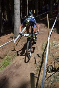 Raphael Gay at UCI MTB WORLD CHAMPIONSHIPS - XCO/XCE (2016)