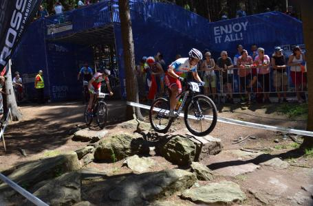 Ruslan Boredskiy at UCI MTB WORLD CHAMPIONSHIPS - XCO/XCE (2016)