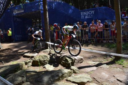 Scott Bowden at UCI MTB WORLD CHAMPIONSHIPS - XCO/XCE (2016)