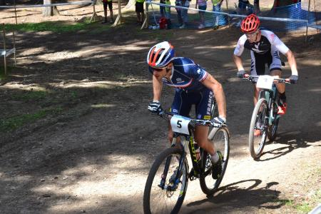 Samuel Gaze at UCI MTB WORLD CHAMPIONSHIPS - XCO/XCE (2016)