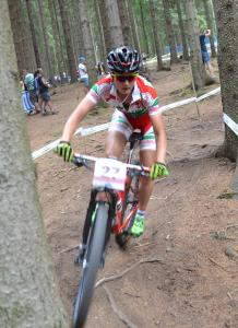 Barbara Benko at UCI MTB WORLD CHAMPIONSHIPS - XCO/XCE (2016)