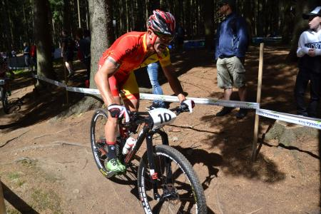 Carlos Coloma Nicolas at UCI MTB WORLD CHAMPIONSHIPS - XCO/XCE (2016)