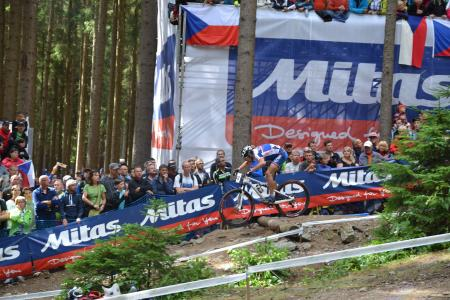 Michal Lami at UCI MTB WORLD CHAMPIONSHIPS - XCO/XCE (2016)