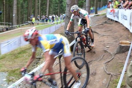 Peta Mullens at UCI MTB WORLD CHAMPIONSHIPS - XCO/XCE (2016)