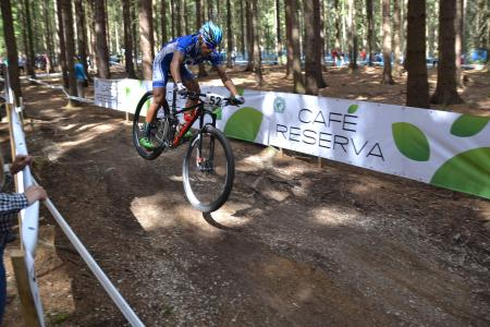 Shlomi Haimy at UCI MTB WORLD CHAMPIONSHIPS - XCO/XCE (2016)