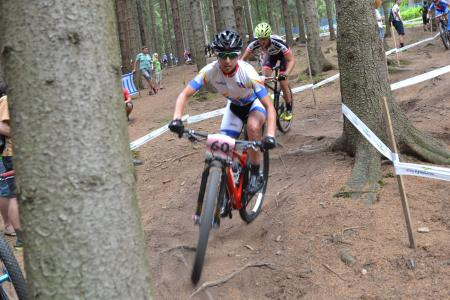 Michelle Vorster at UCI MTB WORLD CHAMPIONSHIPS - XCO/XCE (2016)