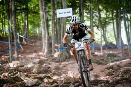 Craig Oliver at UCI World Cup XCO 5 Windham (2015)