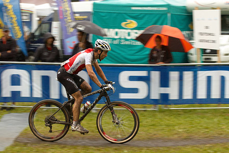Nino Schurter at World Championships (2011)