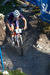 Romain Seigle at UCI XCO/XCE WORLD CHAMPIONSHIPS - Saalfelden (2012)
