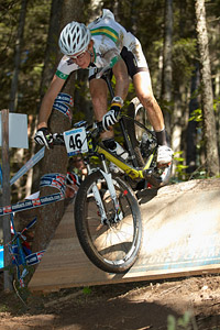 Jack Haig at UCI XCO/XCE WORLD CHAMPIONSHIPS - Saalfelden (2012)