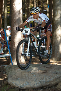 Julian Schelb at UCI XCO/XCE WORLD CHAMPIONSHIPS - Saalfelden (2012)