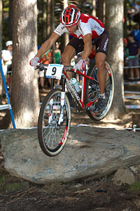 Matthias Stirnemann at UCI XCO/XCE WORLD CHAMPIONSHIPS - Saalfelden (2012)