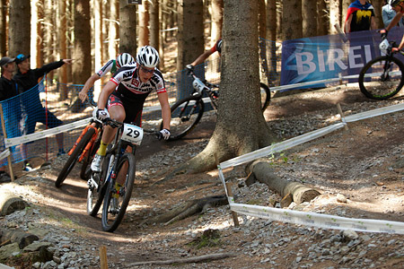 Alexander Gehbauer at UCI MTB WORLD CHAMPIONSHIPS - XCO/XCE (2016)