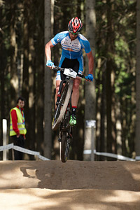 Catriel Andres Soto at UCI MTB WORLD CHAMPIONSHIPS - XCO/XCE (2016)