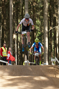 Christian Pfäffle at UCI MTB WORLD CHAMPIONSHIPS - XCO/XCE (2016)