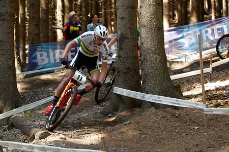 Daniel McConnell at UCI MTB WORLD CHAMPIONSHIPS - XCO/XCE (2016)