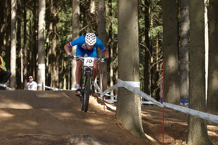 Jan Nesvadba at UCI MTB WORLD CHAMPIONSHIPS - XCO/XCE (2016)