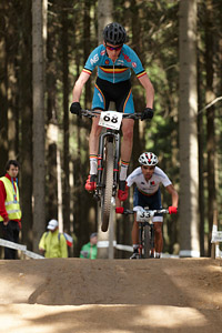 Jeff Luyten at UCI MTB WORLD CHAMPIONSHIPS - XCO/XCE (2016)