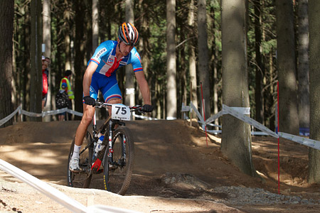 Jiri Novak at UCI MTB WORLD CHAMPIONSHIPS - XCO/XCE (2016)