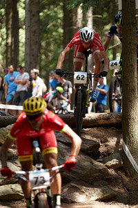 Anders Bregnhoj at UCI MTB WORLD CHAMPIONSHIPS - XCO/XCE (2016)