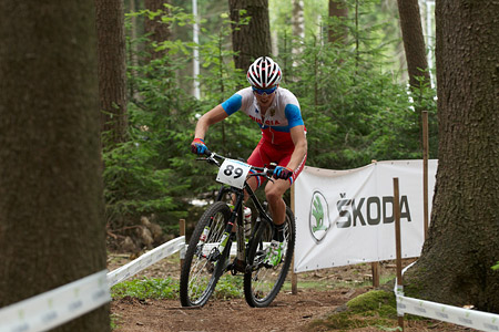 Arsenty Vavilov at UCI MTB WORLD CHAMPIONSHIPS - XCO/XCE (2016)