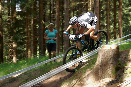 Ben Oliver at UCI MTB WORLD CHAMPIONSHIPS - XCO/XCE (2016)