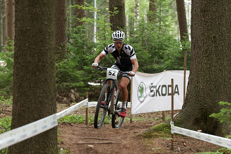 Craig Oliver at UCI MTB WORLD CHAMPIONSHIPS - XCO/XCE (2016)