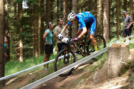 Denis Fumarola at UCI MTB WORLD CHAMPIONSHIPS - XCO/XCE (2016)
