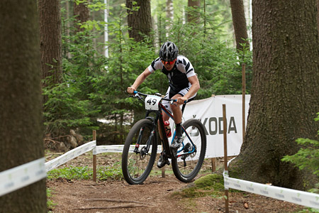 Jack Compton at UCI MTB WORLD CHAMPIONSHIPS - XCO/XCE (2016)