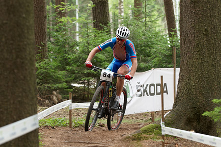Jan Rajchart at UCI MTB WORLD CHAMPIONSHIPS - XCO/XCE (2016)