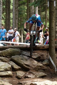 Jan Vastl at UCI MTB WORLD CHAMPIONSHIPS - XCO/XCE (2016)
