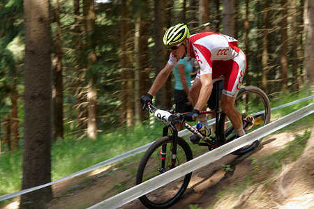 Marceli Bogusławski at UCI MTB WORLD CHAMPIONSHIPS - XCO/XCE (2016)