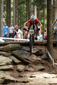 Milan Vader at UCI MTB WORLD CHAMPIONSHIPS - XCO/XCE (2016)