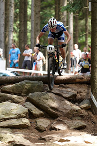 Sasu Halme at UCI MTB WORLD CHAMPIONSHIPS - XCO/XCE (2016)